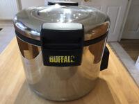 Buffalo J300 Commercial Rice Cooker 6ltr