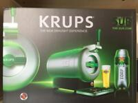 Krups' The Sub Heineken Draught Beer Machine
