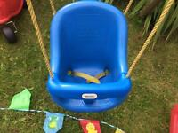 Little Tikes baby/ toddler swing seat