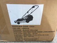 Precision 1000W Lawn Mower