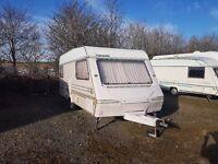 ABI Gold Marauder 500 CT 5 Berth Caravan + full size awning