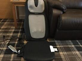 Homedics Shiatsu Back & Shoulder Massager Model SBM 500HA