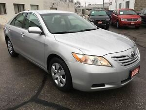 2008 Toyota Camry LE   NO ACCIDENTS   KEYLESS ENTRY Kitchener / Waterloo Kitchener Area image 8