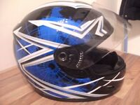 Motorcycle Crash Helmet.