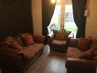 2&2&1 armchair sofa set