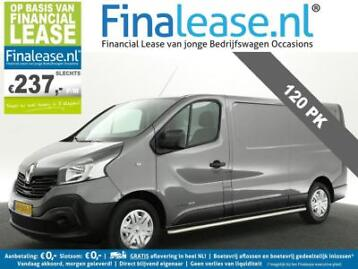 Renault Trafic 1.6 DCI T29 L2H1 TURBO2 ENERGY 120PK €237pm