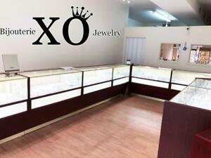 XO Jewelry Store in Montreal West! Best Service! Gold, Silver, Diamond Ring, Watches, Antique & Watch Repairs