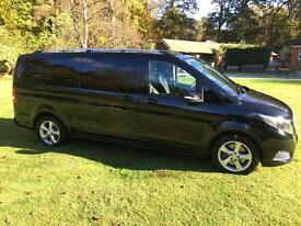 MERCEDES BENZ V250 SE SPORT. 7G 2100 BLUE-TECH EXTRA LONG