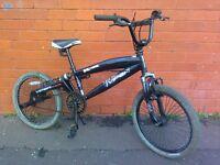 Viper Jump BMX bike - 360 degree handlebars !