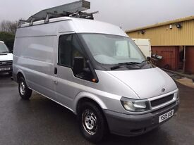 2005 FORD TRANSIT T330 115 VAN **62,000 MILES** DIRECT COUNCIL
