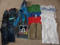 Boys Clothes Age 18-24 months (1½-2 years)
