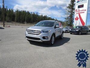 2017 Ford Escape SE All Wheel Drive - 24,055 KMs, 5 Passenger