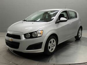 2014 Chevrolet Sonic LS HATCH A/C