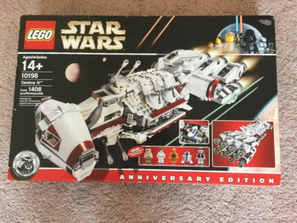 LEGO STAR WARS ANNIVERSARY EDITION 10198 TANTIVE IV - Not UCS