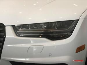2012 2013 2014 2015 2016 2017, 2018 Audi A7, RS 7, RS7, S7 Quattro, LED, Xenon, Bi-Xenon Headlight, Headlamp
