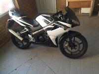 Honda CBR 125cc White
