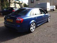Audi A4 tdi sport swap