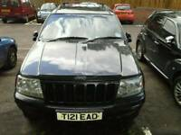 JEEP Grand cherokee ltd V8 Petrol Auto