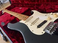 Fender USA Stratocaster strat electric guitar - 1983 Dan Smith - Seymour Duncan bridge hum bucker