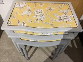 3 set of nesting tables