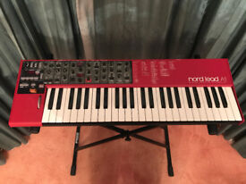 Nord Lead A1 analog synthesizer