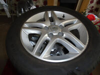 ALLOY WHEELS FOR QUICK SELL