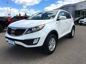 2012 Kia Sportage LX AWD *Heated Cloth*