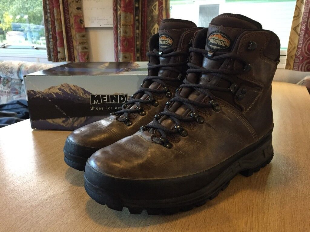 daf8dc42b67 Meindl Men's Bhutan MFS GORE-TEX Walking Boot UK 10 - WORN TWICE GREAT  CONDITION | in Fort William, Highland | Gumtree