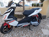 Pulse BT 50cc QT-20CA FORCE 2014! Hardly used, low milage!
