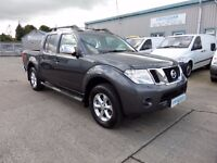 **CROSSGAR COMMERCIALS** NISSAN NAVARA TEKNA 2014 77150 MILES ONE OWNER GREAT VALUE**