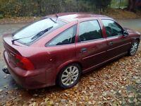 Vauxhall Vectra Low Mikeage Tow Bar MOT