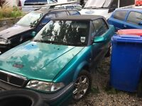 Rover 216 car swaps or sell