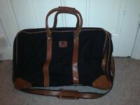 Samsonite travel or weekend bag