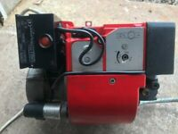 Sterling 40 ,ST108. Oil Fired burner in Excellent Condition. Fully Overhauled.