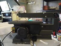 Modelling 405mm Scroll Saw
