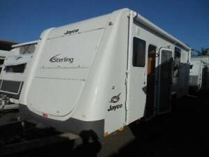 2011 Jayco Sterling 21.65-3 SN2076 Pialba Fraser Coast Preview