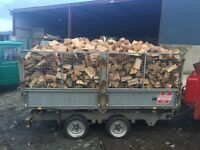 Kindling & firewood available in large or small orders