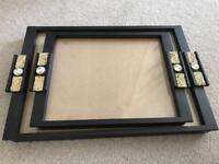 Decorative tray set