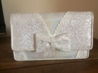 Irregular Choice clutch bag