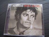 Michael Jackson & Whitney Houston CDS
