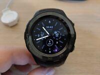 Huawei Watch 2 Sport Bluetooth and 4G LTE Smartwatch