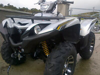 Yamaha Grizzly 700 PAS Quad