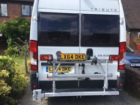 BUSBIKER XM250 Rotating Cycle Carrier for MotorHome