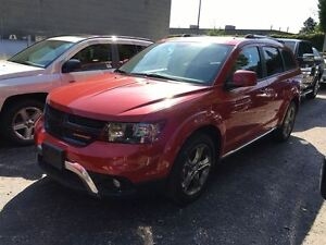 2016 Dodge Journey CROSSROADS,SUNROOF,ALLOYS,7 PASSENGER,8.4