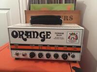 Orange 500w Bass Terror Head