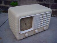 FREE DELIVERY Vintage Radio Mid Century Retro