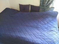 New bedspread big size 150x200 by Dunelm