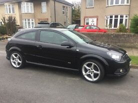 09 Vauxhall Astra 1.6 SRi with exterior styling pack, very clean, drives A1, FSH, new Mot hip clear