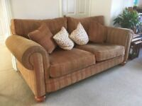 Two 2-Seater Sofas available in good condition @ £50.00 each (Buyer to Collect)