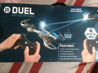 Arcade dual battle drones brand new
